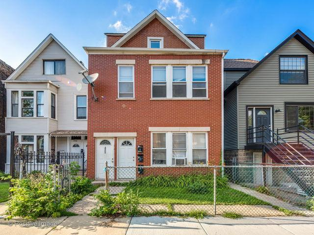 2906 W Mclean Avenue, Chicago, IL 60647 (MLS #10090255) :: The Saladino Sells Team