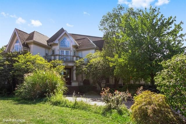 10 Clubside Court, Burr Ridge, IL 60527 (MLS #10090277) :: Lewke Partners