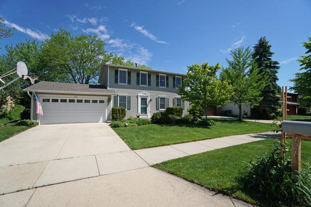 421 Armstrong Drive, Buffalo Grove, IL 60089 (MLS #10090368) :: The Dena Furlow Team - Keller Williams Realty