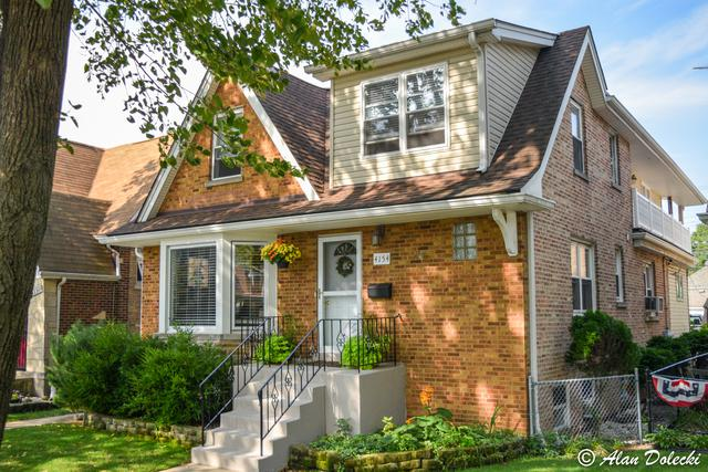 4154 N Meade Avenue, Chicago, IL 60634 (MLS #10090452) :: The Saladino Sells Team