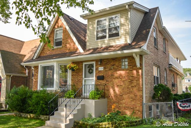 4154 N Meade Avenue, Chicago, IL 60634 (MLS #10090459) :: The Saladino Sells Team