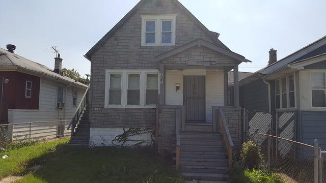 107 W 104TH Street, Chicago, IL 60628 (MLS #10090468) :: Lewke Partners