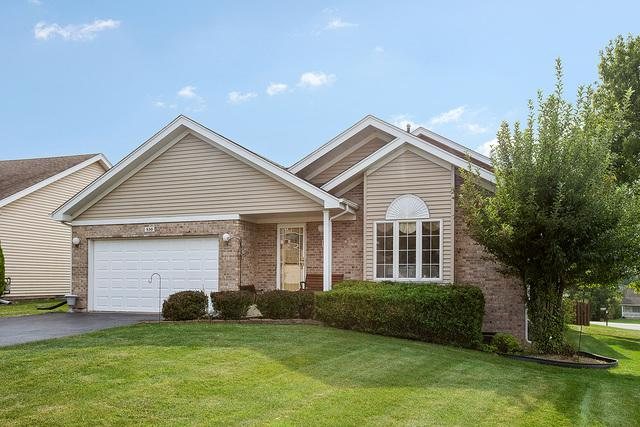 850 Berkshire Place, Crete, IL 60417 (MLS #10090598) :: The Saladino Sells Team