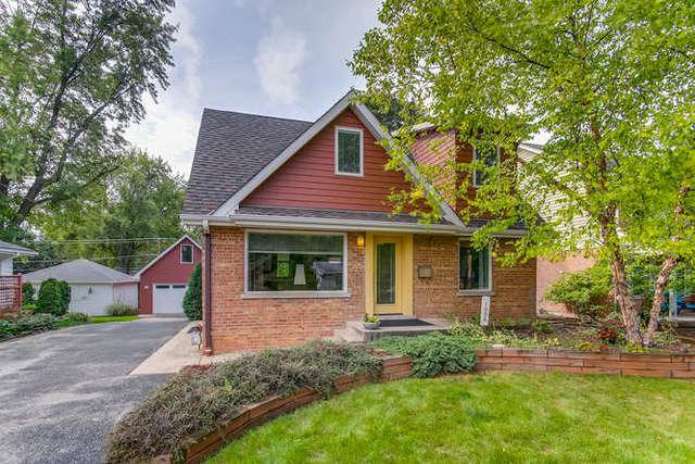 1006 Lyford Lane, Wheaton, IL 60189 (MLS #10090643) :: Lewke Partners