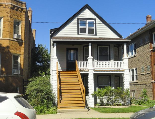 5128 W Henderson Street, Chicago, IL 60641 (MLS #10091134) :: The Saladino Sells Team