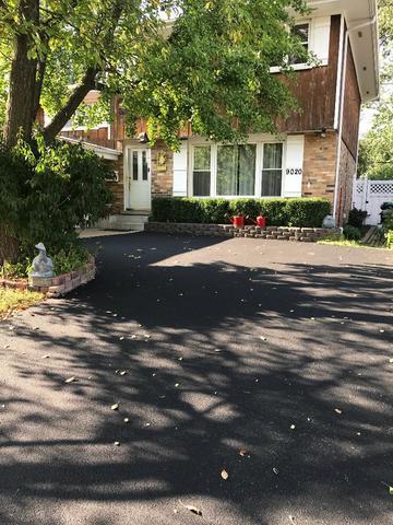 9020 Chestnut Drive, Hickory Hills, IL 60457 (MLS #10091223) :: Lewke Partners