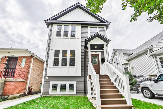 3829 W Eddy Street, Chicago, IL 60618 (MLS #10091248) :: Lewke Partners