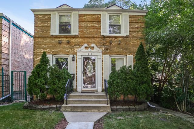 1819 Laurel Avenue, Evanston, IL 60201 (MLS #10091350) :: Lewke Partners