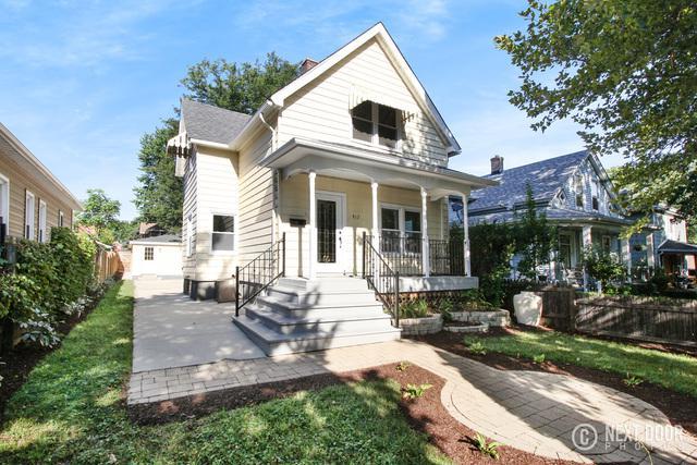 917 Elizabeth Street, Joliet, IL 60435 (MLS #10091432) :: Lewke Partners