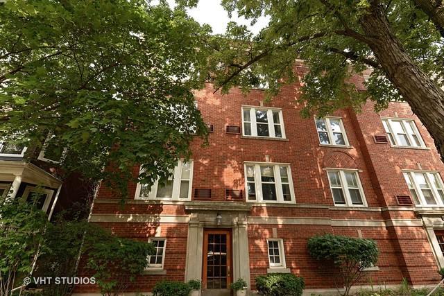 3637 N Damen Avenue #1, Chicago, IL 60618 (MLS #10091559) :: Lewke Partners