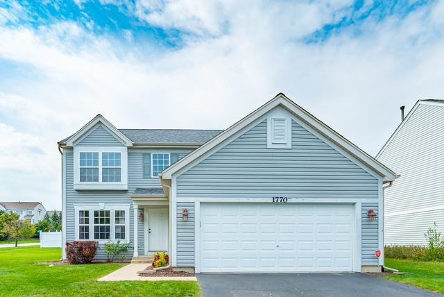 1770 Churchill Lane, Glendale Heights, IL 60139 (MLS #10091647) :: The Dena Furlow Team - Keller Williams Realty