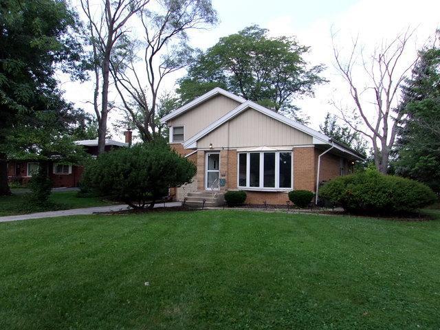 1022 Braemar Road, Flossmoor, IL 60422 (MLS #10091688) :: The Jacobs Group