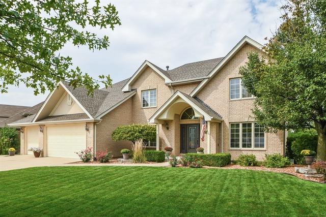 1115 Palmer Ranch Drive, New Lenox, IL 60451 (MLS #10091855) :: Lewke Partners