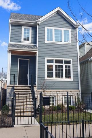 2917 N Hoyne Avenue, Chicago, IL 60618 (MLS #10091920) :: Lewke Partners