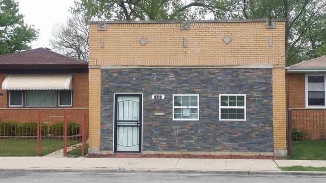 11462 S Vincennes Avenue, Chicago, IL 60643 (MLS #10091950) :: Lewke Partners