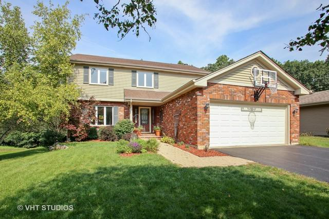 1192 Betty Drive, Lake Zurich, IL 60047 (MLS #10092056) :: The Jacobs Group