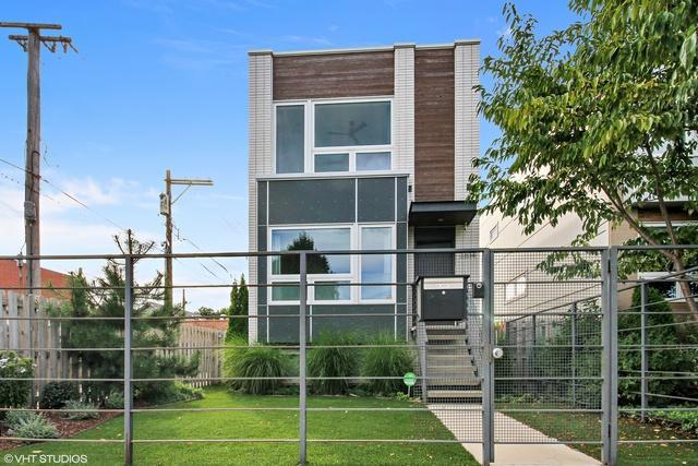 3614 N California Avenue, Chicago, IL 60618 (MLS #10092059) :: Lewke Partners