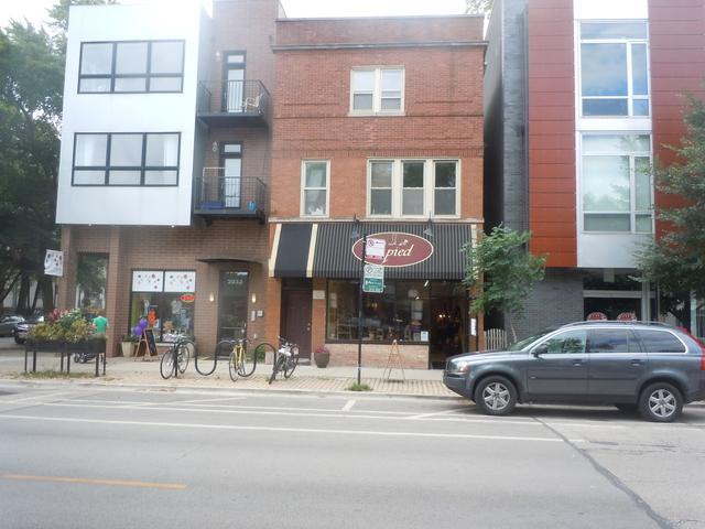 2037 Roscoe Street, Chicago, IL 60618 (MLS #10092096) :: Lewke Partners