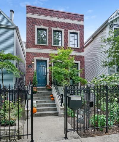 1907 W George Street, Chicago, IL 60657 (MLS #10092219) :: Lewke Partners