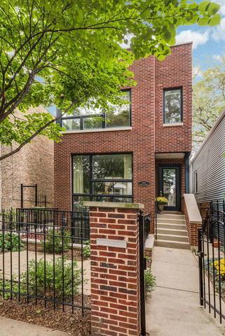 1912 W Wellington Avenue, Chicago, IL 60657 (MLS #10092316) :: Lewke Partners