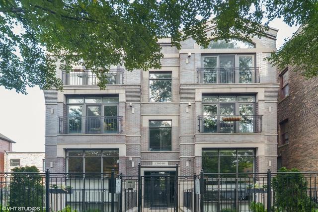 1509 N Artesian Avenue 1N, Chicago, IL 60622 (MLS #10092588) :: Lewke Partners