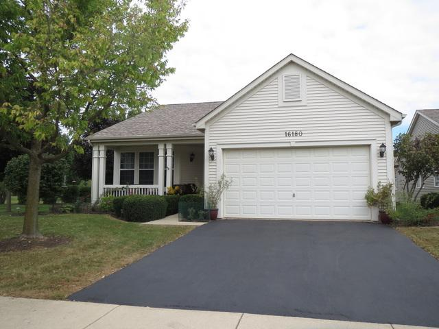 16180 Seneca Lake Circle, Crest Hill, IL 60403 (MLS #10092590) :: Ani Real Estate