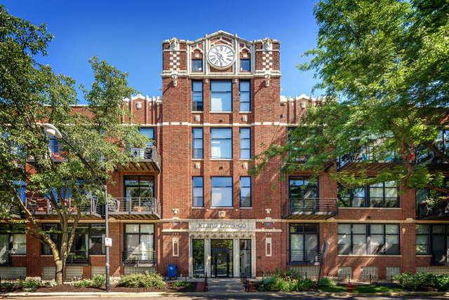 2300 W Wabansia Avenue #327, Chicago, IL 60647 (MLS #10092764) :: Property Consultants Realty