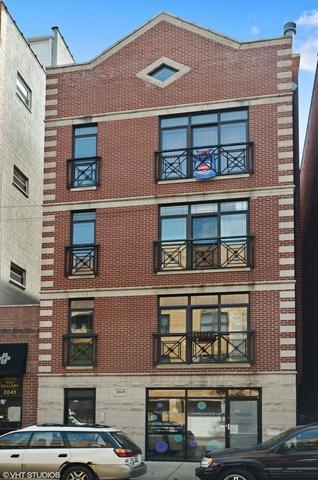 2043 W Belmont Avenue #2, Chicago, IL 60618 (MLS #10092810) :: Lewke Partners