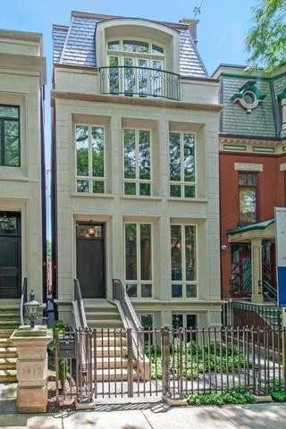 1815 N Cleveland Avenue, Chicago, IL 60614 (MLS #10092844) :: Property Consultants Realty