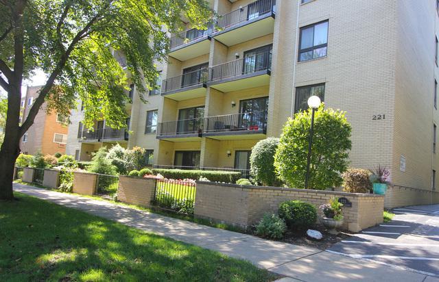 221 N Kenilworth Avenue #405, Oak Park, IL 60302 (MLS #10092857) :: Lewke Partners