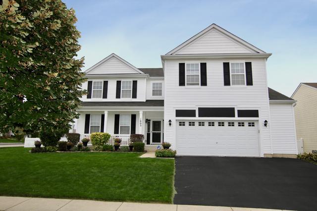 1803 Woodside Drive, Woodstock, IL 60098 (MLS #10092859) :: The Wexler Group at Keller Williams Preferred Realty