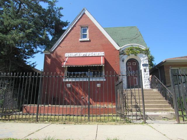 8452 S Throop Street, Chicago, IL 60620 (MLS #10092913) :: Lewke Partners
