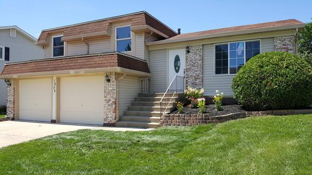 1694 Berkshire Street, Glendale Heights, IL 60139 (MLS #10093110) :: Ani Real Estate