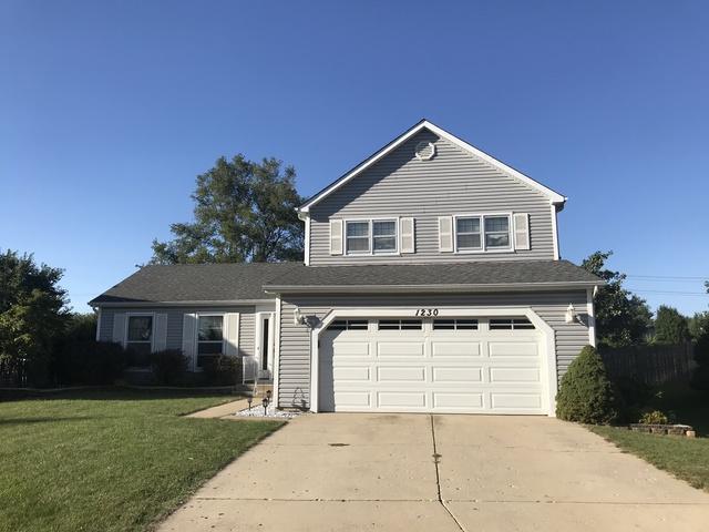 1230 N Darlington Circle, Hoffman Estates, IL 60169 (MLS #10093164) :: Ani Real Estate