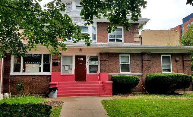 7428 N Rogers Avenue, Chicago, IL 60626 (MLS #10093170) :: Ani Real Estate