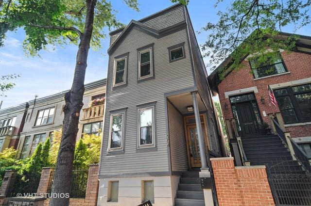 954 W Montana Street #954, Chicago, IL 60614 (MLS #10093404) :: Property Consultants Realty