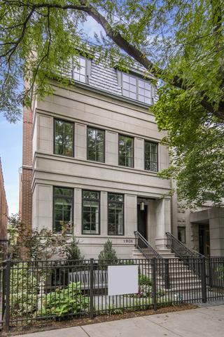1908 N Dayton Street, Chicago, IL 60614 (MLS #10093417) :: Property Consultants Realty