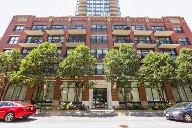 210 S Desplaines Street #1803, Chicago, IL 60661 (MLS #10093496) :: Property Consultants Realty