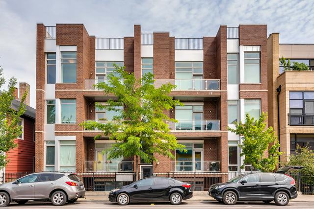 2140 W Armitage Avenue 4W, Chicago, IL 60647 (MLS #10093581) :: Property Consultants Realty