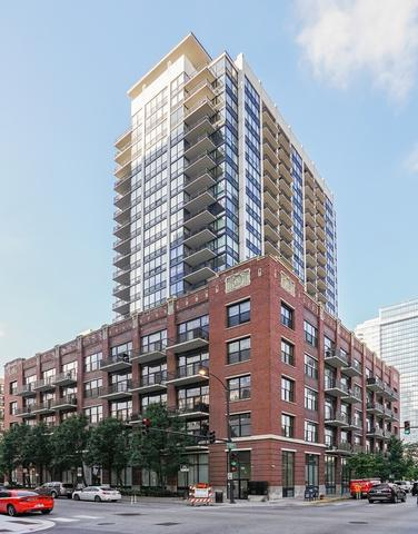 210 S Desplaines Street #1506, Chicago, IL 60661 (MLS #10093862) :: Property Consultants Realty