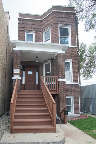 2519 N Pulaski Road, Chicago, IL 60639 (MLS #10093918) :: Property Consultants Realty