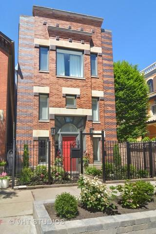1856 N Dayton Street, Chicago, IL 60614 (MLS #10093937) :: Property Consultants Realty