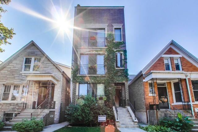 2127 W Walton Street #3, Chicago, IL 60622 (MLS #10093981) :: Property Consultants Realty