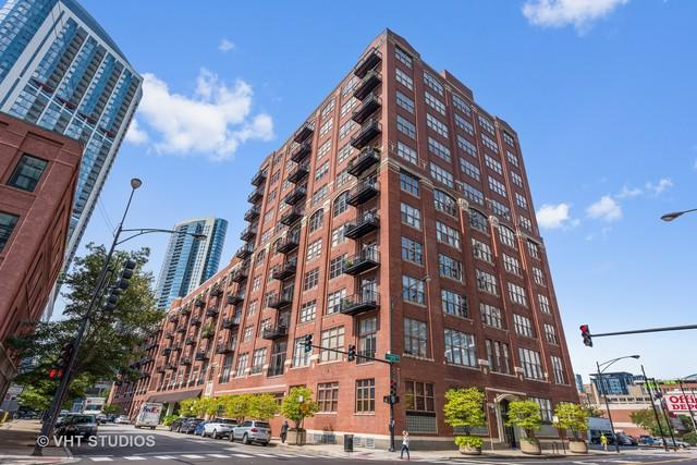 360 W Illinois Street 4D, Chicago, IL 60654 (MLS #10094129) :: Property Consultants Realty