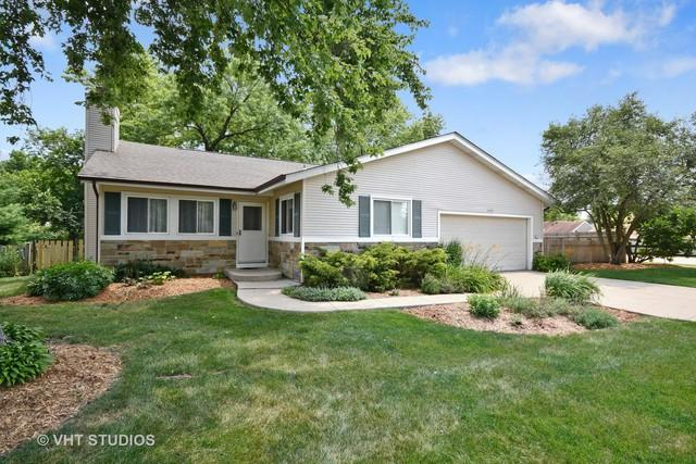 2S445 Sanchez Drive, Warrenville, IL 60555 (MLS #10094521) :: The Wexler Group at Keller Williams Preferred Realty