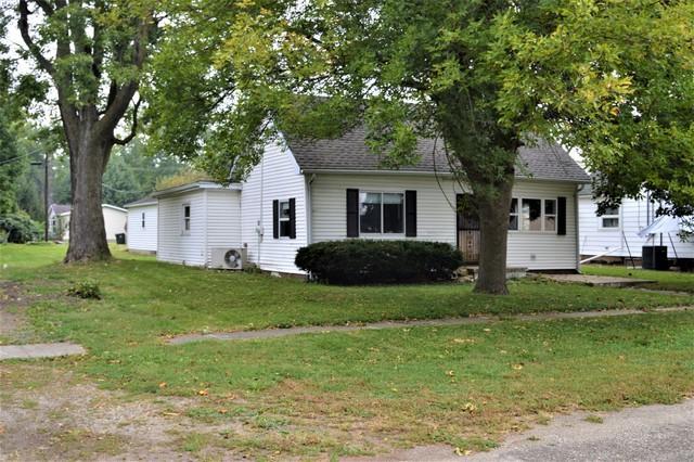 206 S West Street, HOMER, IL 61849 (MLS #10095148) :: Littlefield Group