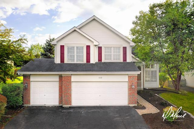 1119 Stonegate Court, Bartlett, IL 60103 (MLS #10095573) :: The Wexler Group at Keller Williams Preferred Realty