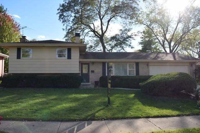 719 E Morris Drive, Palatine, IL 60074 (MLS #10095955) :: Baz Realty Network | Keller Williams Preferred Realty