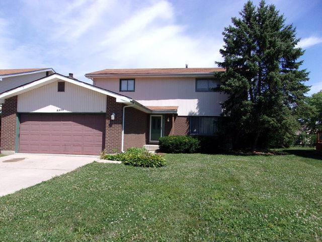 3610 Briar Lane, Hazel Crest, IL 60429 (MLS #10096173) :: The Dena Furlow Team - Keller Williams Realty