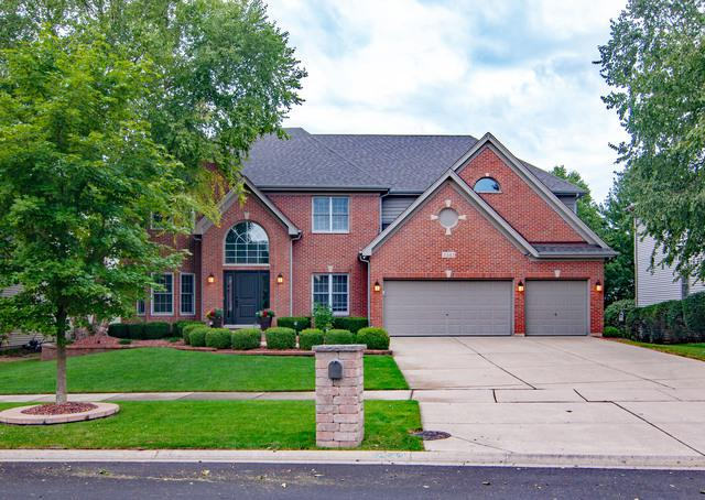 3543 Stackinghay Drive, Naperville, IL 60564 (MLS #10096205) :: The Wexler Group at Keller Williams Preferred Realty